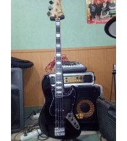 Jazz Bass c Sadowsky preamp