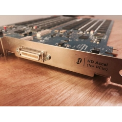 Avid Digidesign Pro Tools HD PCIe Accel Card