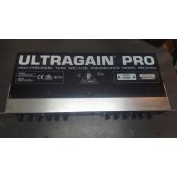 Behringer Ultragain MIC Pro 2200