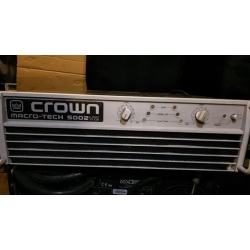 Crown MA5002VZ