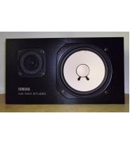Yamaha NS-10M Studio + Adcom GFA-545