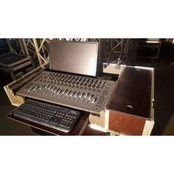 Avid S3L + Avid Stage box 16ch