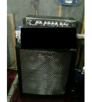Taurus THD 450t bass amp, Taurus TN 410 bass cab
