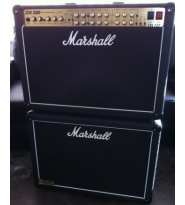 Marshall JCM 2000 TSL 122 + tslc 212 Cabinet