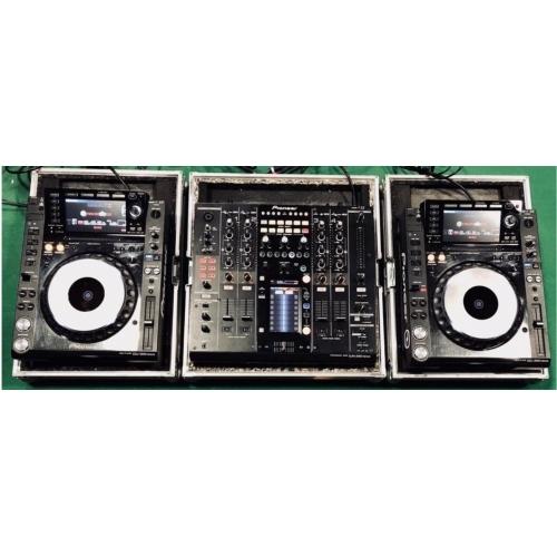 CDJ-2000NXS2 Pro-DJ multi-player with high
