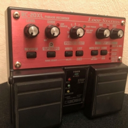 boss loop station RC-20
