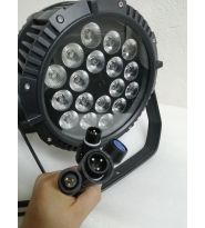 Led Par Waterproof 18x15w