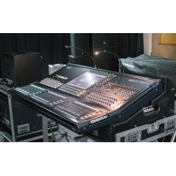 DiGiCo SD10 + SD rack