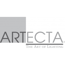 Artecta demo case 6 Down/Wall lights Vigo range