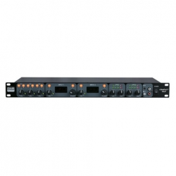 Compact 9.2 9 Channel 1U, 2 zones mixer
