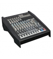 GIG-1000CFX 12 Channel Mixer with dynamics, DSP & AMP