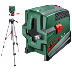 Bosch PCL20 Laser with Stand