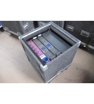 10U Amplifier Rack