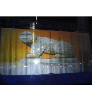 Miscellaneous Stage Rain Curtain System