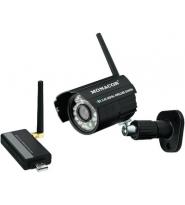 Камера видеонаблюдения-инфракрасный сигнал MONACOR IMG STAGE LINE DVT-420USB