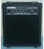 """Басовый комбо 6"""" 9 Вт Yamaha YB15"""