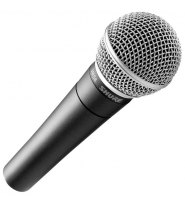 Микрофон Shure SM58-LCE вокальный динамический кардиоидный