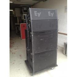 Модуль линейного массива Electro-Voice XLD 291